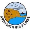 Arbroath Links Golf Course Logo