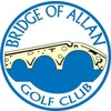 Bridge of Allan Golf Club Logo