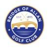 Bridge of Allan Golf Club Logo