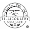 Tillicoultry Golf Club Logo