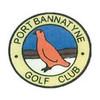 Port Bannatyne Golf Club Logo