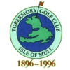 Tobermory Golf Club Logo