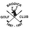 Brodick Golf Club Logo