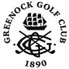 Greenock Golf Club - 9 Hole Logo