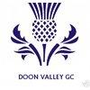 Doon Valley Golf Club Logo