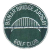Bonar Bridge - Ardgay Golf Club Logo