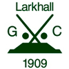 Larkhall Golf Club Logo