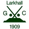 Larkhall Golf Club Logo