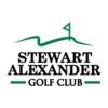 Stewart Alexander Golf Club Logo