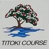 Whangamata Golf Club - Titoki Course Logo