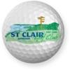 St Clair Golf Club Logo