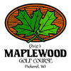 Maplewood Golf Course Logo