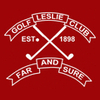 Leslie Golf Club Logo