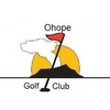 Ohope International Golf Club Logo