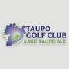 Taupo Golf Club - Centennial Course Logo