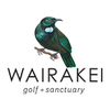 Wairakei International Golf Course Logo