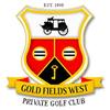 Goldfields West Golf Club Logo