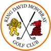 King David Mowbray Golf Club Logo