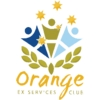 Orange Ex-Services Country Golf Club Logo