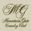 North/South at Mountain Gate Country Club - Private Logo