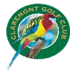 Claremont Golf Club Logo