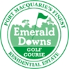 Emerald Downs Golf Club Logo