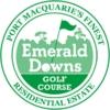 Emerald Downs Golf Club Logo