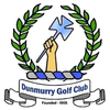 Dunmurry Golf Club Logo