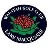 Waratah Golf Club Logo
