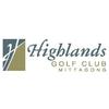 Highlands Golf Club Logo
