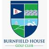 Burnfield House Golf Course Logo