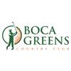 Boca Greens Country Club Logo