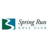 Spring Run Golf Club Logo