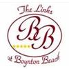 The Links At Boynton Beach - Championship Course Logo