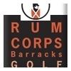 Rum Corps Barracks Golf Course Logo