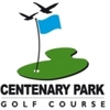 Centenary Park Public Golf Course Logo