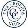 The Georgia Club - Chancellors Red/Black Course Logo