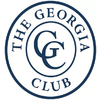 The Georgia Club - Red/Silver Course Logo