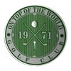 Eighteen Hole at On Top of The World Golf Club - Private Logo