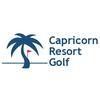 Capricorn Resort Golf - Resort Course Logo