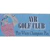 Ayr Golf Club Logo
