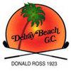 Delray Beach Golf Club - Public Logo