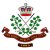 The Royal Dublin Golf Club Logo
