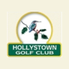 Hollystown Golf Club - Yellow/Red Course Logo