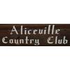 Aliceville Golf Course Logo
