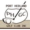 Port Hedland Golf Club Logo