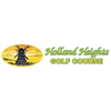 Holland Heights Golf Course Logo