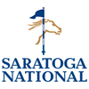 Saratoga National Golf Club Logo