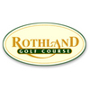 Gold/White at Rothland Golf Course Logo