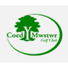 Coed-y-Mwstwr Golf Club Logo
